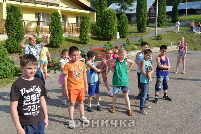 Детские лагеря за рубежом